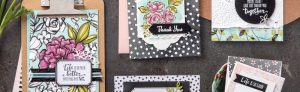 Stampin'Up! petal passion