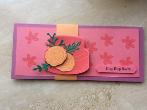 Stampin'Up! Giftcard,