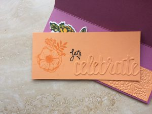 Stampin'Up Giftcard