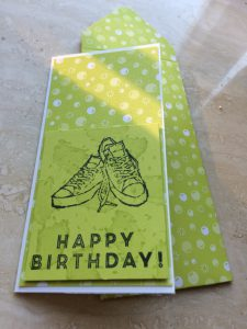 Stampin'Up! Sale a Bration
