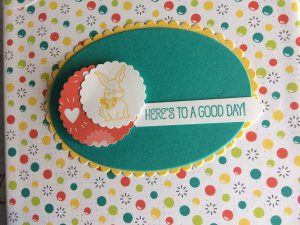 Stampin'Up! Sale a Bration, MINIalbum