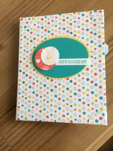 Stampin'Up! Mini Album , Sale a Bration