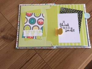 Stampin'Up! Mini Album, Sale a Bration