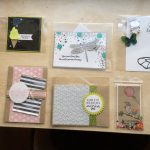 Stampin'Up! Swaps