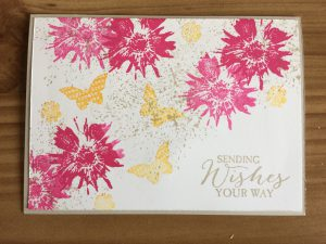 Stampin'Up! Touches of Texture