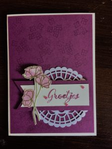 Stampin'Up! a little more, please