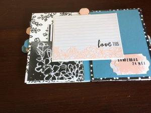 Stampin'Up! Mini-Album Petal Passion