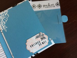 Stampin'Up! Minialbum Petal Passion