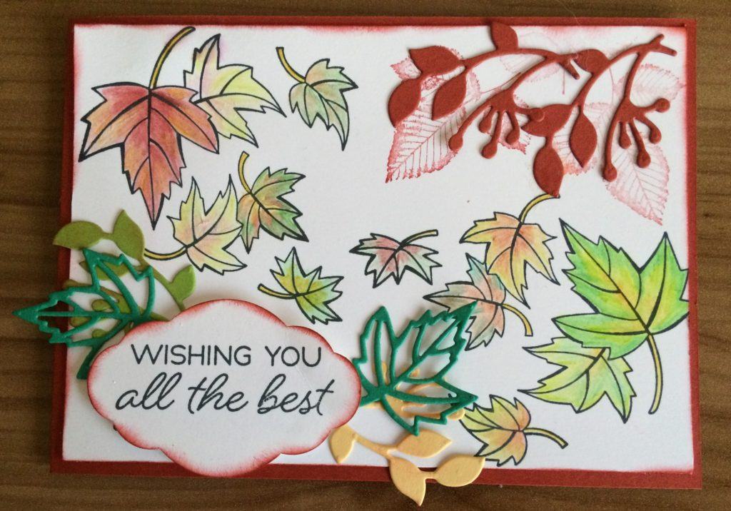 Stampin'Up! Blended Seasons