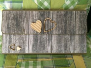 Stampin'Up wood Textures
