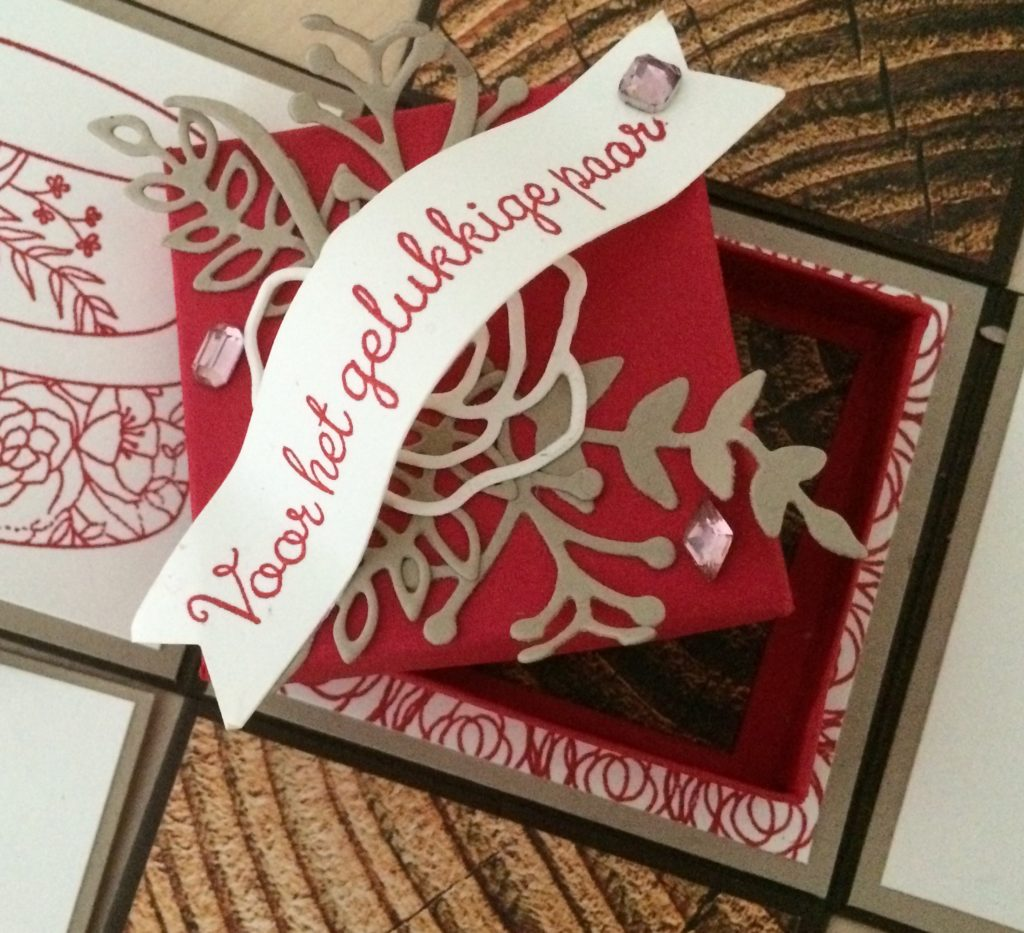 Stampin'Up!Weddinggift