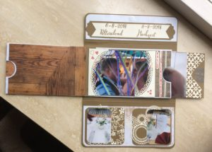 Stampin'Up! Minialbum