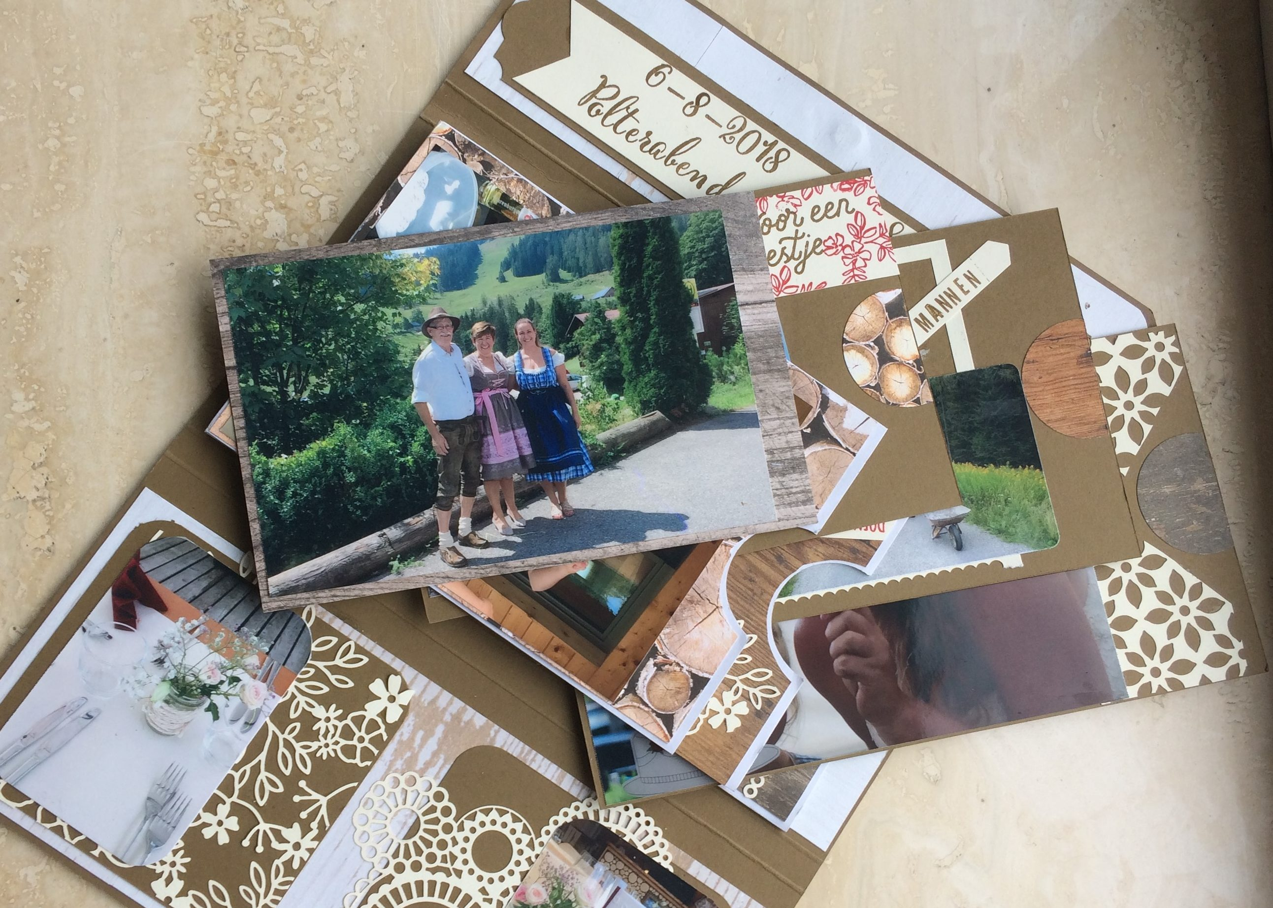 Stampin'Up! Explosiebox&Weddinggifts