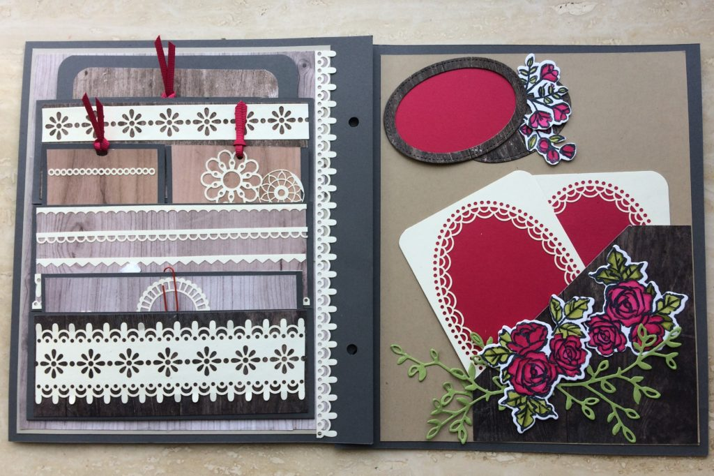 Stampin'Up! Mini-Albu