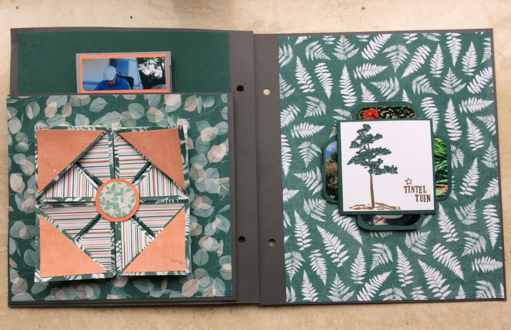 Stampin'Up! Mini-Album
