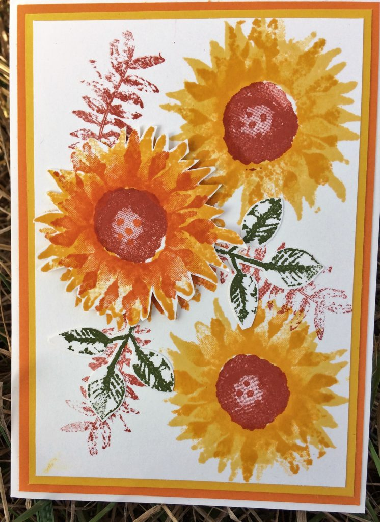 Stampin'Up! Painted Harvest
