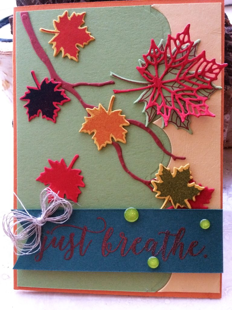 Stampin'Up! Colorful Seasons