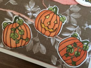 Stampin'Up! Seasonal Chumbs
