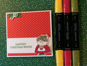 Stampin'Up Signs of Santa
