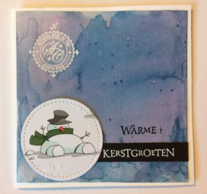 Stampin'Up! Spirited Snowmen
