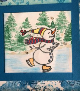 Stampin'Up! Spirited Snowman