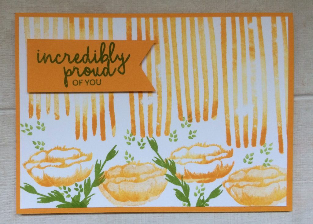 Stampin'Up! Incredible like You