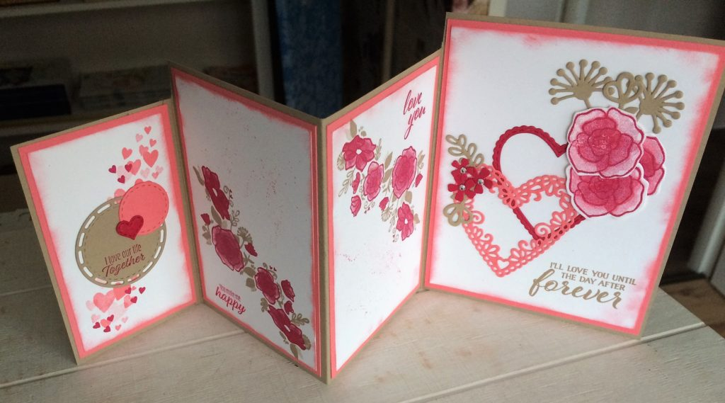 Stampin'Up! All my Love