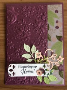 Stampin'Up! Floral Romance