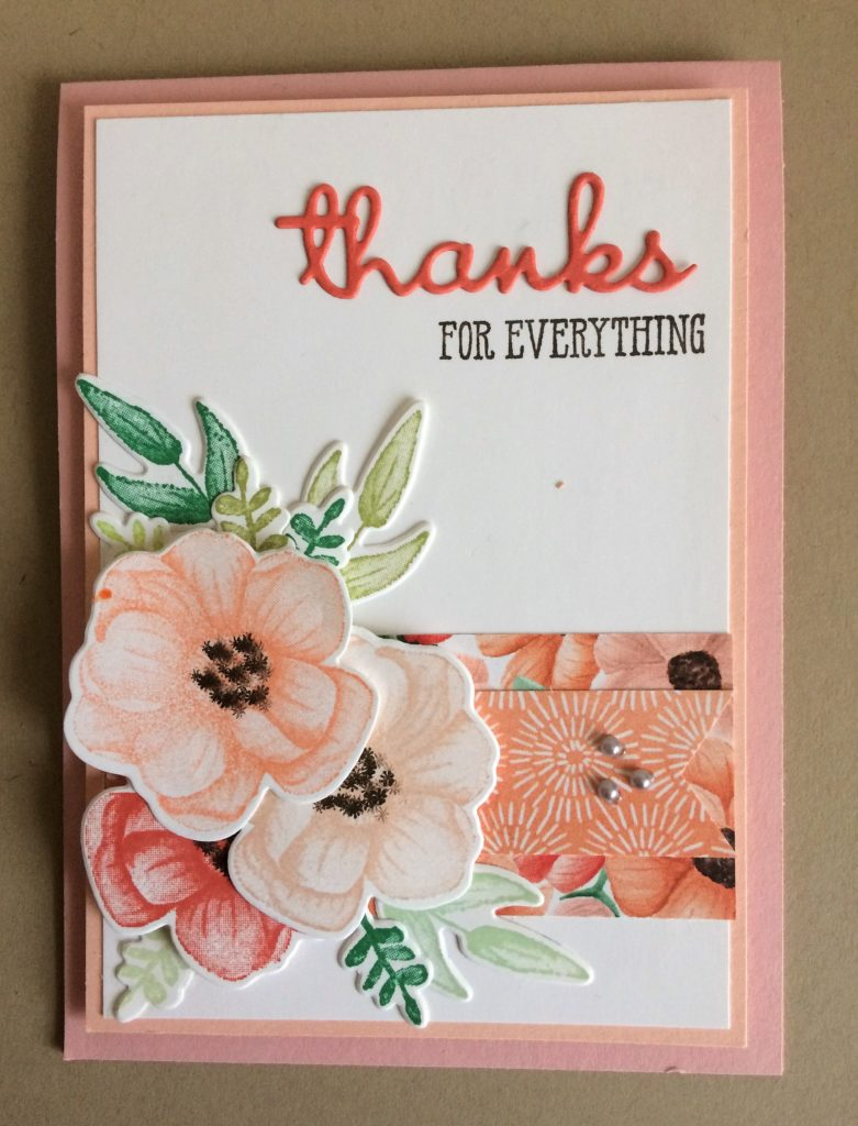 Stampin'Up! Sale a Bration Painted Seasons