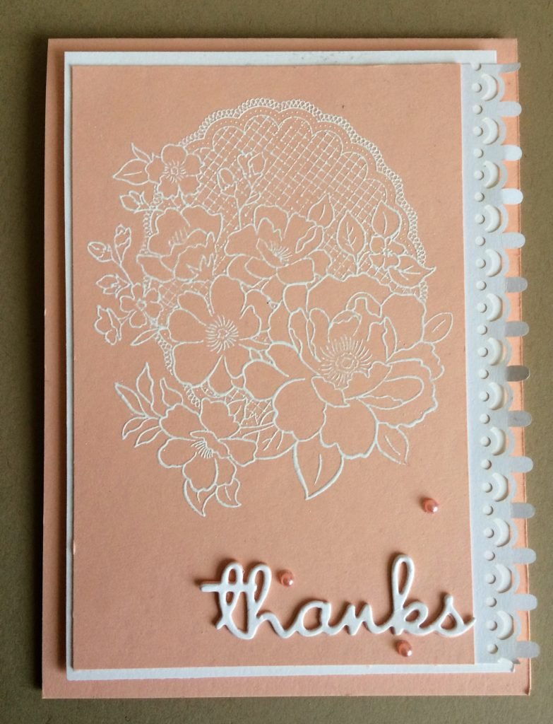 Stampin'Up! Sale.a.Bration Lovely Latice