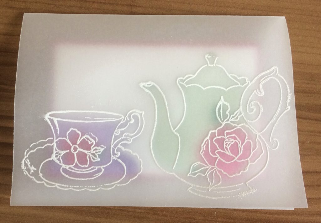 Stampin'Up! Tea Together