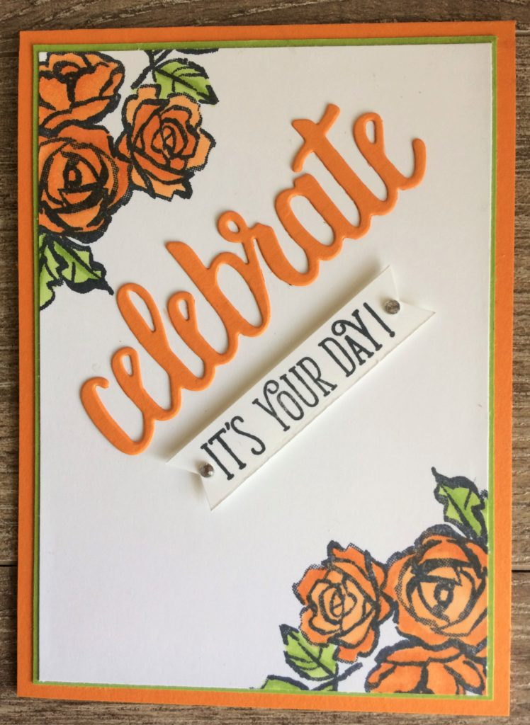 Stampin'Up! Petal Palette