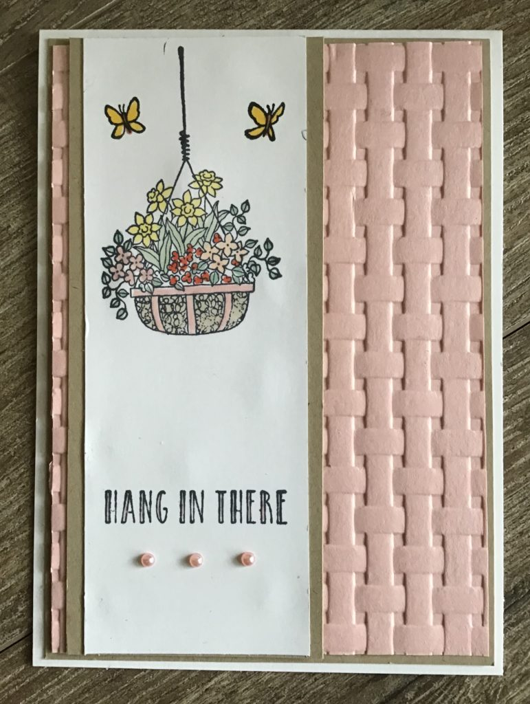 Stampin'Up! Hanging Garden