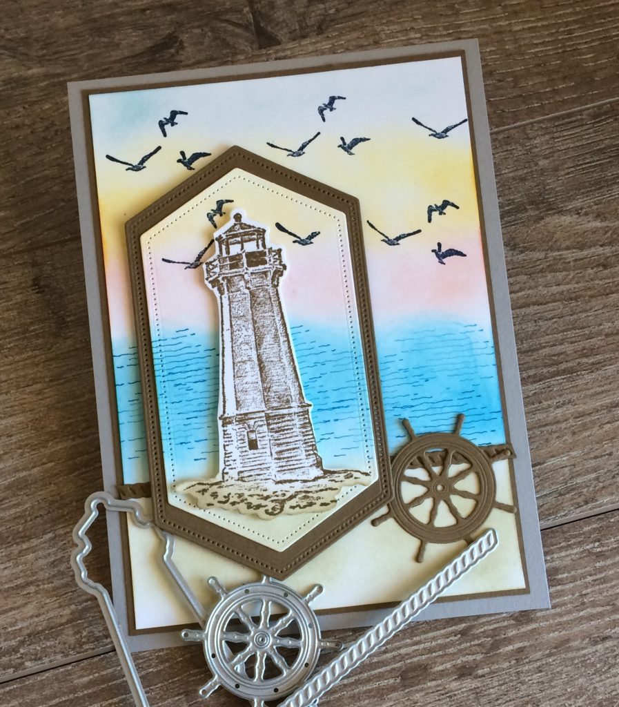 Stampin'Up! Sailing Home