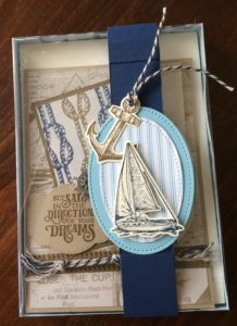 Stampin'Up! Come Sail Away