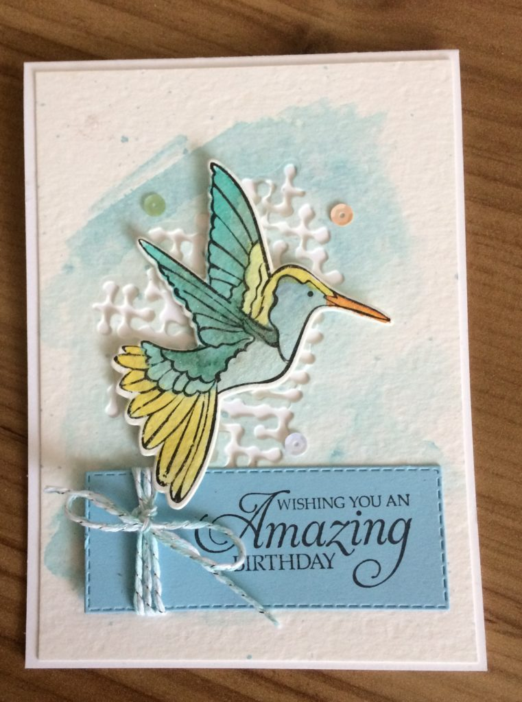 Stampin'Up! Zoemend