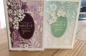 Stampin'Up! Detailed with Love