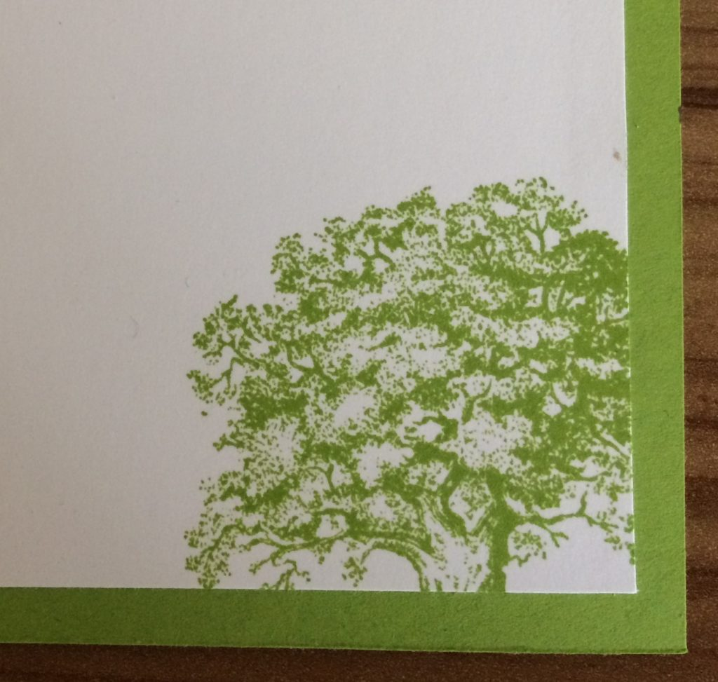 Stampin'Up! Lovely as a Tree