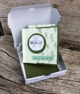 Stampin'Up! Garden Lane