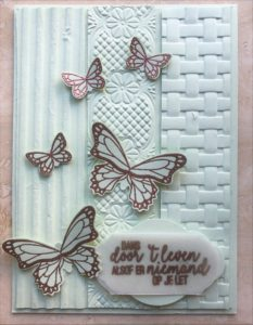 Stampin'Up! Butterfly Gala