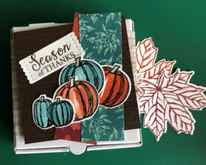 Stampin'Up! Come to Gather