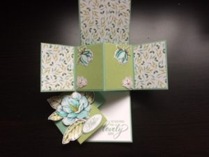 Stampin'Up! Magnplia Lane