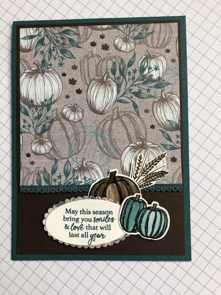 Stampin'Up! Gather Together