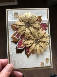 Stampin'Up! Gateher Together&Daisy Delight