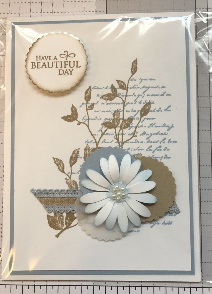Stampin'Up! Very Versaille