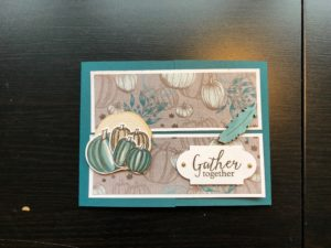 Stampin'Up! Country Home