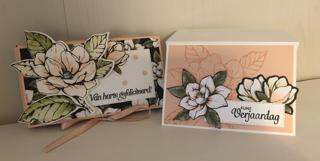 Stampin'Up! Magnolia Lane