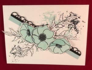 Stampin'Up! Painted Poppies