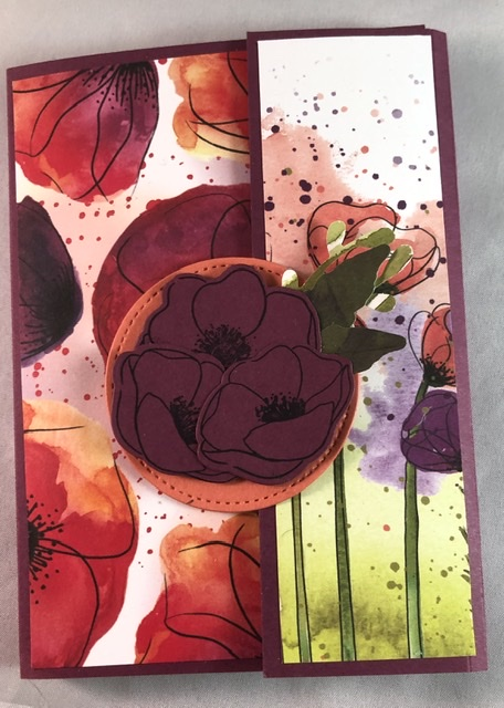 Stampin'Up!Painted Poppies