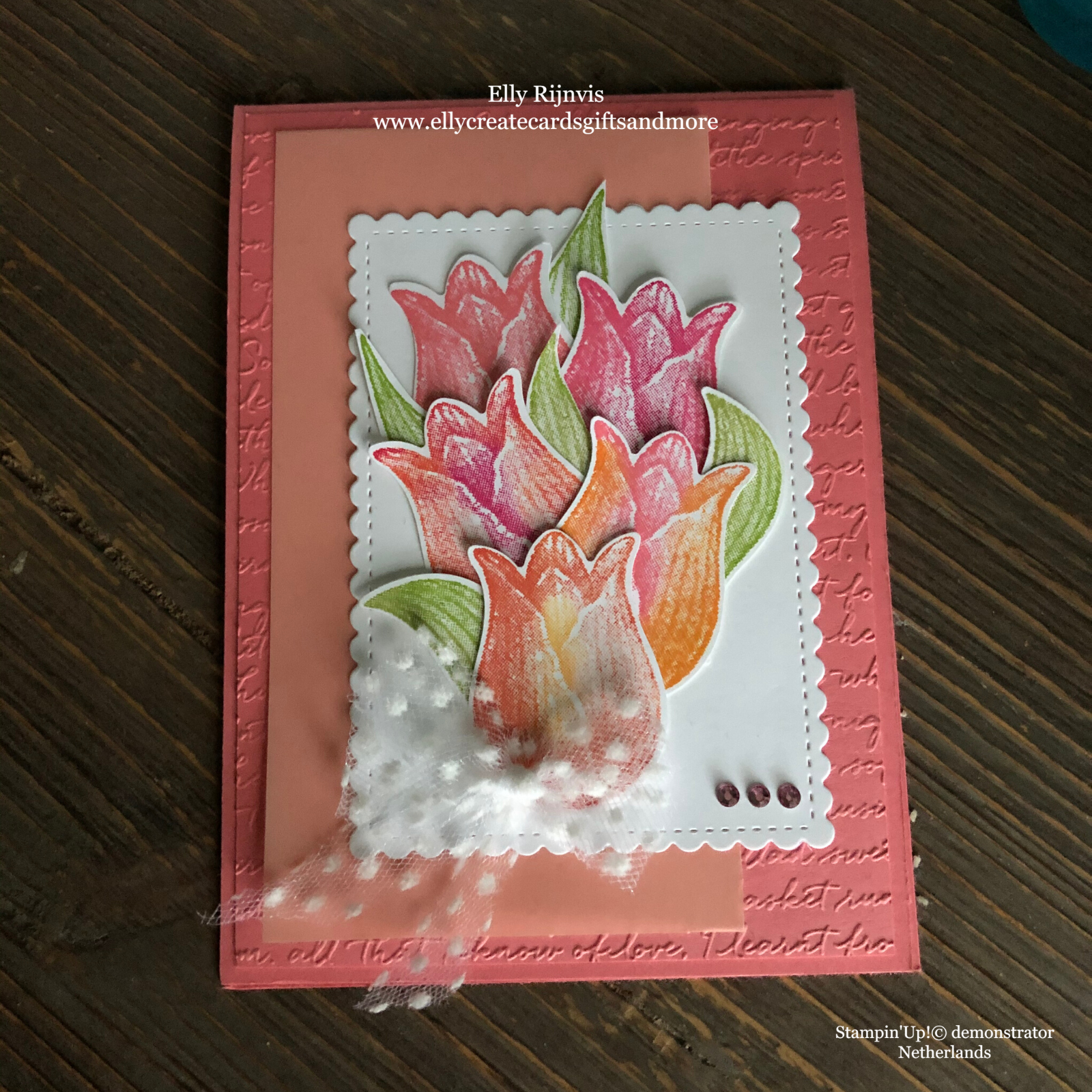Stampin'Up! Timeless Tulips